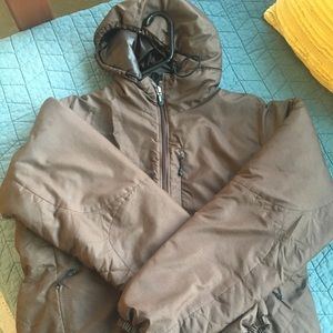 Patagonia Hooded Synthetic Puff Coat